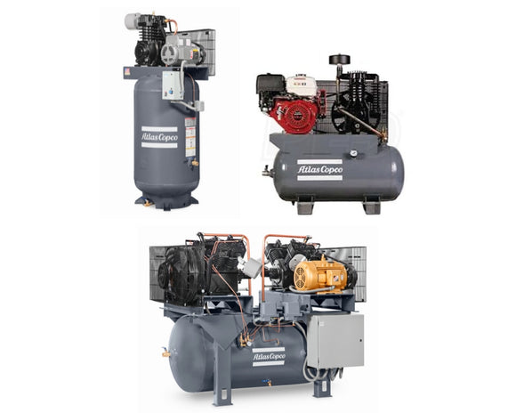 Piston air compressors | Recip air compressors