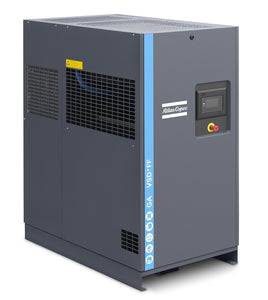 Atlas Copco GA22VSD+ 175 FF w/ Mk5 Touch Control 30-HP Rotary Screw Air Compressor w/ Dryer (230/3/60)