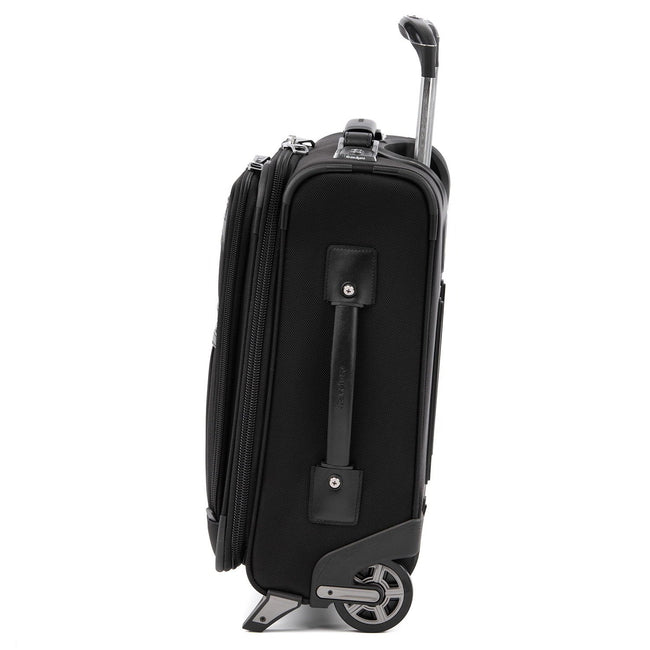 Travelpro Platinum Elite Regional Rollaboard, Shadow Black