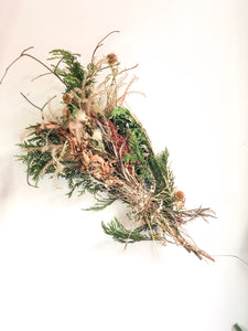 Dried Floral Wreath No. 5