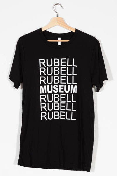 RM Black Rubell Rubell Rubell Museum T-Shirt