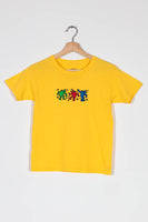 Keith Haring Kids Yellow