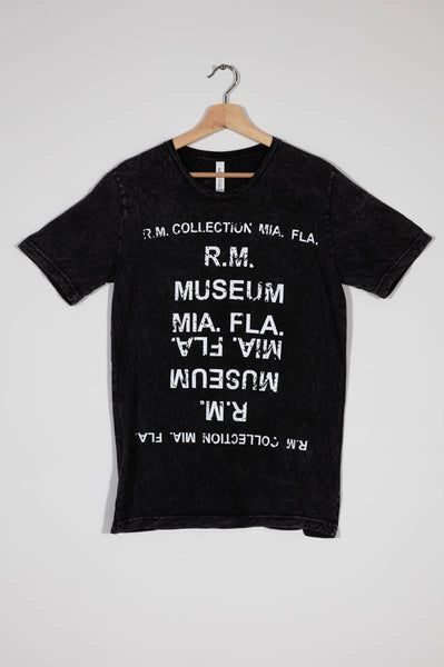 RM Collection Mia Fla Grey T-Shirt