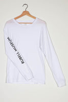 RM White Rubell Museum Long Sleeve T-Shirt