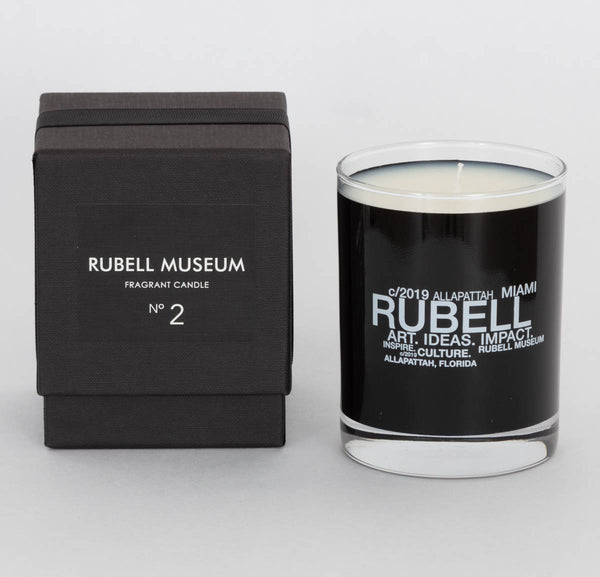 Rubell Candle #2