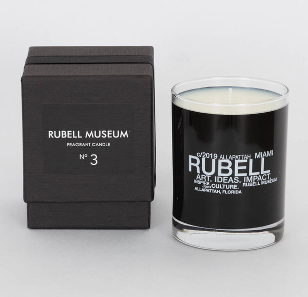 Rubell Candle #3