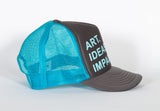 RM Blue/Black ART.IDEAS.IMPACT. Hat