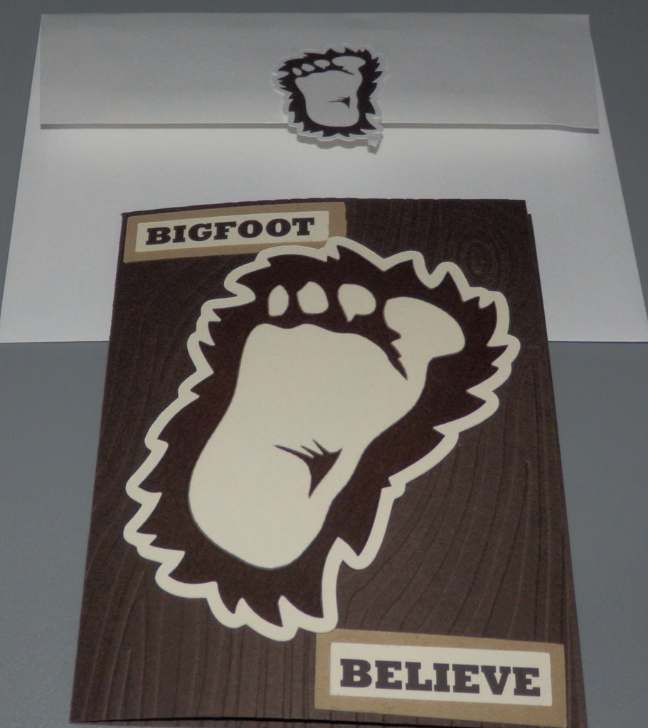 """Believe"" Greeting Card"