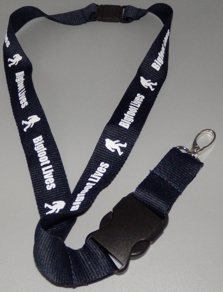 Bigfoot Lanyard