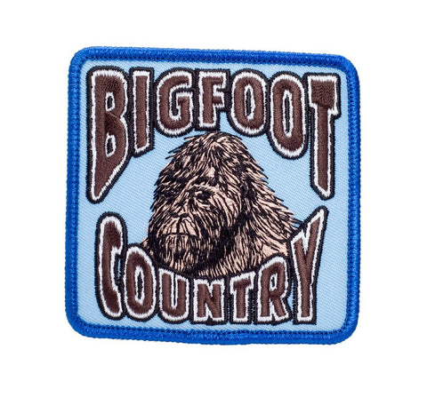 Bigfoot Country Patch