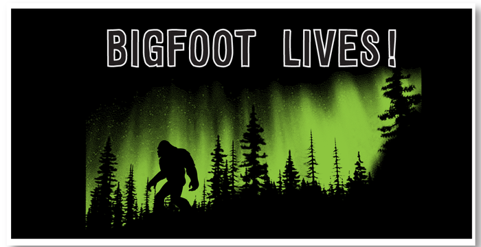 Bigfoot Gifts