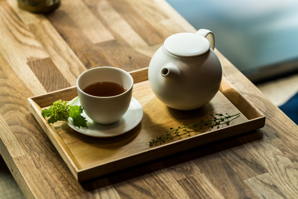 Pebble pot cup tea accessories mood pandt