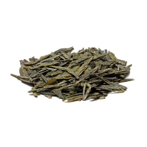 Imperial Dragon long jing green tea from china p & t