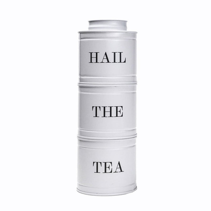 Hail the Tea Caddy