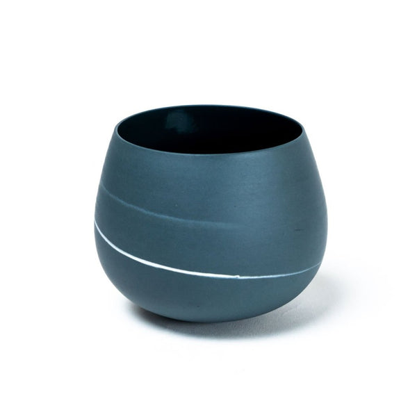 Hozana Gomes da Costa - Swinging Cup dark grey swirl