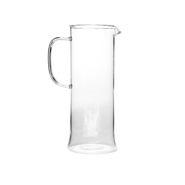Servierkanne aus Glass, passend zum Cylinder Pot. Füllmenge 1000 ml  Servierkanne Cylinder Serving Pot large Accessoire Paper & Tea