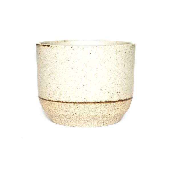 Ceramic lab cup beige