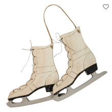 Load image into Gallery viewer, Ice Skates Wall Decor