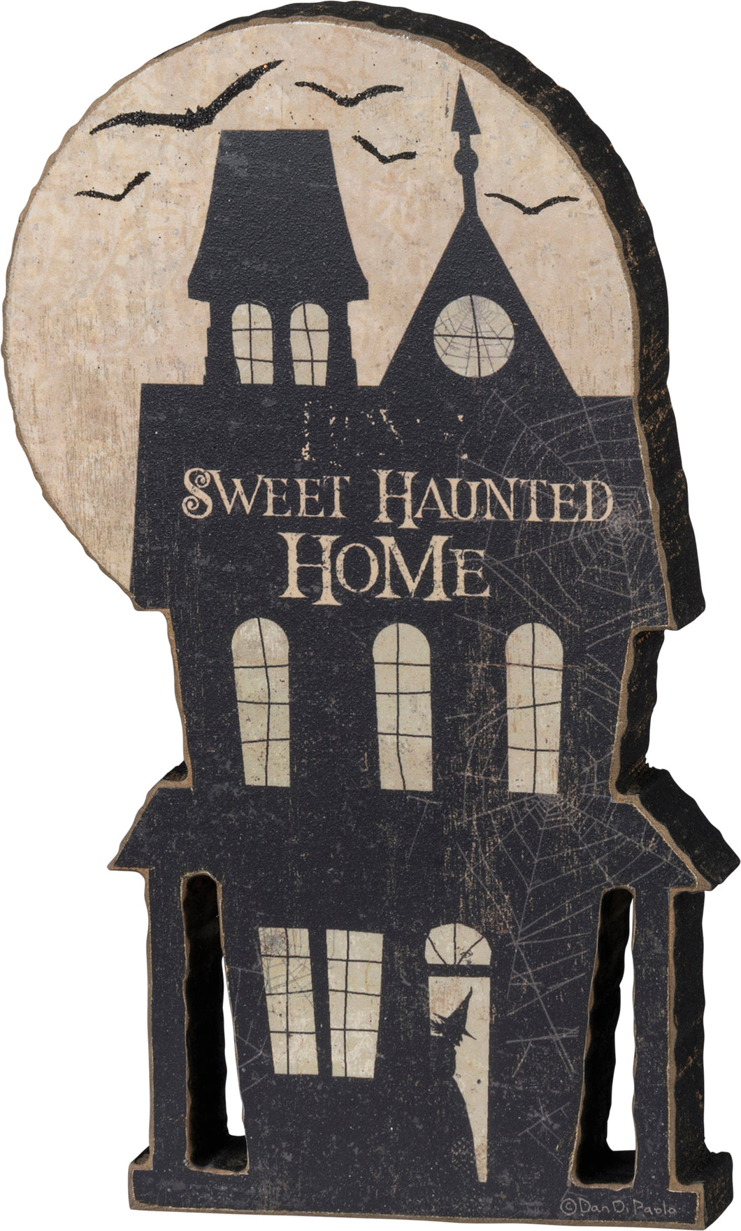 Haunted Home Chunky Sitter