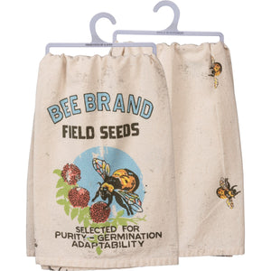 Field Seeds Dishtowel
