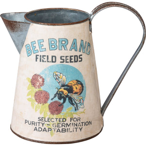Field Seeds Pitcher