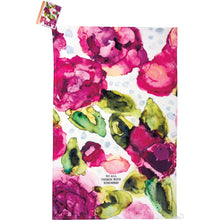 Load image into Gallery viewer, Spring Floral Kindness Dish Towel