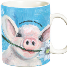 Load image into Gallery viewer, Happiness Blooms Mug