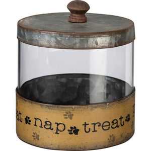 Treat Canister-Small