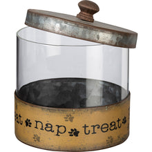 Load image into Gallery viewer, Treat Canister-Small