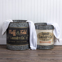 Load image into Gallery viewer, Laundry Buckets, Set of 2
