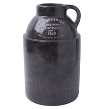 Load image into Gallery viewer, Black Pottery Jug