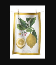 Load image into Gallery viewer, Lemon Flour Sack Towel