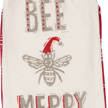 Load image into Gallery viewer, Bee Merry Dish Towel Set