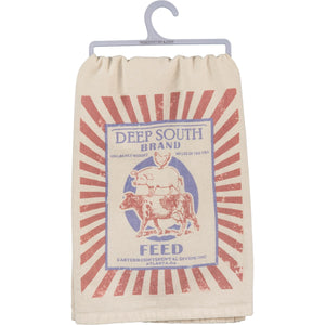 Deep South Dishtowel