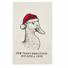 Load image into Gallery viewer, Santa Hat Farmhouse Hand Towel