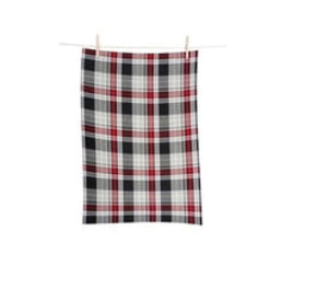 Cottage Plaid Kitchen Towel