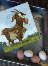 Load image into Gallery viewer, Billy Goat Giclée