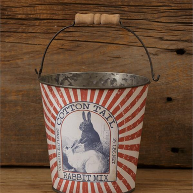 Rabbit Mix Pail