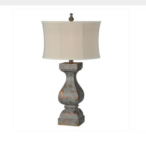 Eloise Table Lamp Slate