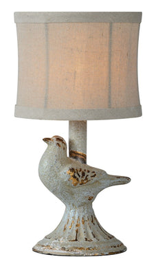 Robin Bird Table Lamp