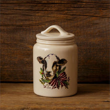 Load image into Gallery viewer, Farmhouse Winter Canister