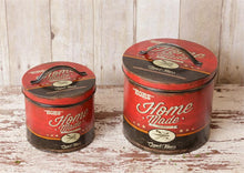Load image into Gallery viewer, Mom's Homemade Tins, Set of 2