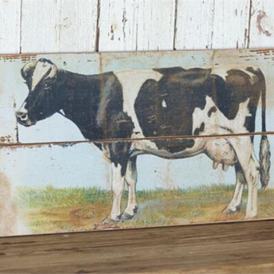 Bessie the Cow Sign