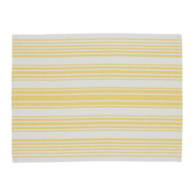 Lemon Zest Placemats S/4