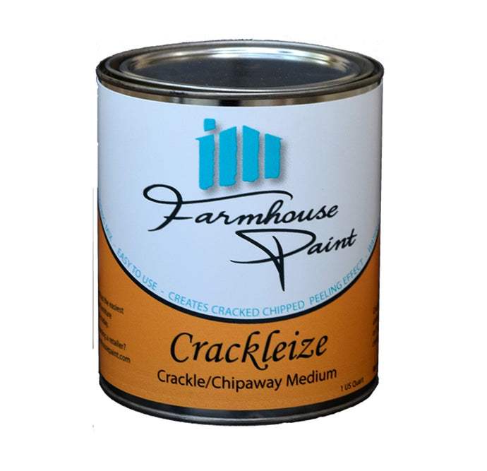 Farmhouse Paint Crackleize Quart