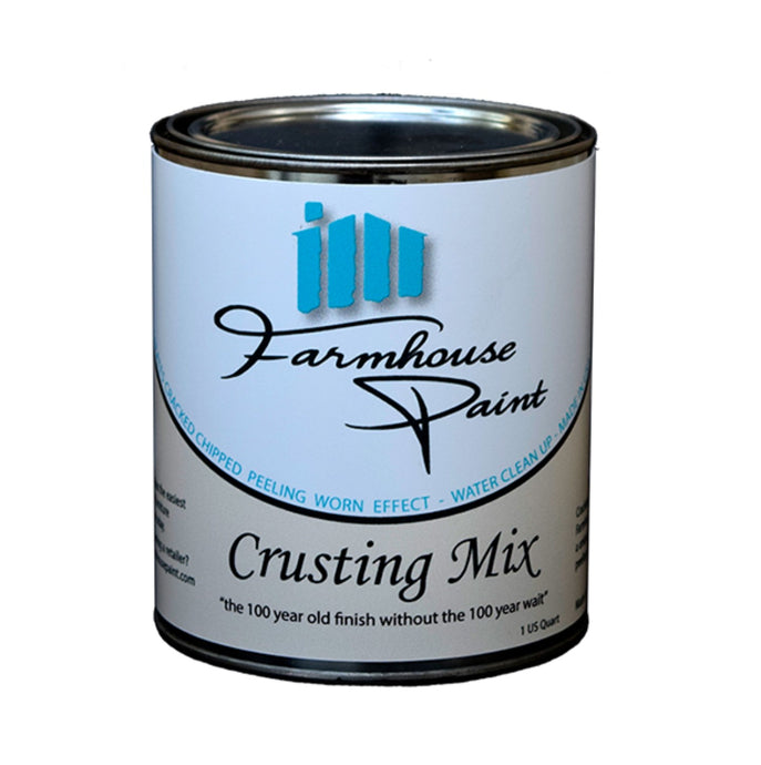 Farmhouse Paint Crusting Mix Quart