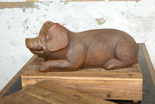 Load image into Gallery viewer, Estate Stone Pig