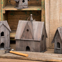 Load image into Gallery viewer, English Cottage Birdhouse