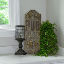 Load image into Gallery viewer, Country Pub Sign 48""