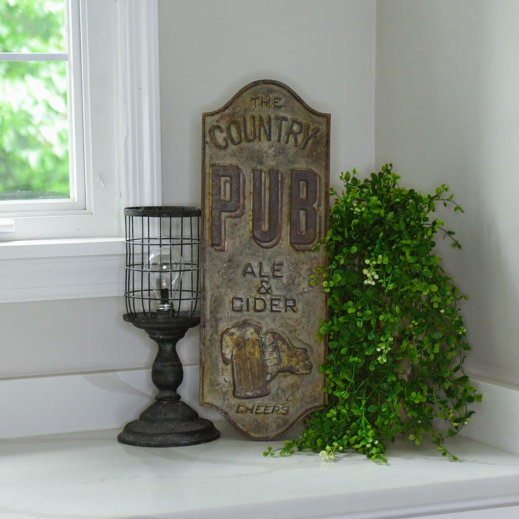 Country Pub Sign 24